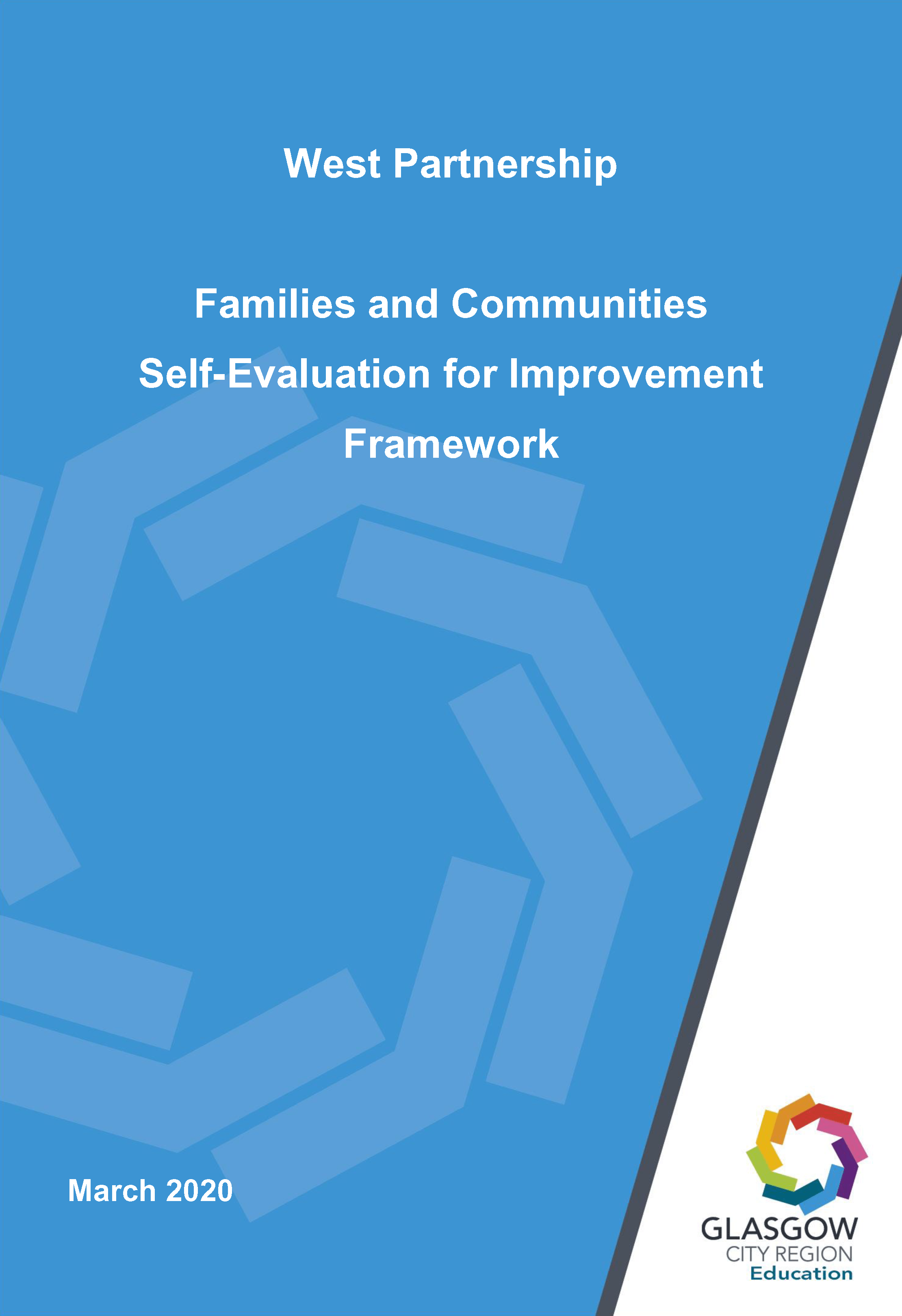 Families and Communities Self Evaluation for Improvement Resource